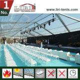 Tenda foranea esterna del Multi-Lato della tenda di evento della tenda Mixed trasparente del partito