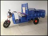 Semi-Closedまたは十分に閉じる電気三輪車か人力車またはオートバイまたは手段