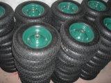 手押し車のタイヤおよび管の空気の車輪3.50-7