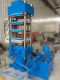 Machine en caoutchouc en caoutchouc de presse de presse hydraulique/presse chaude en caoutchouc