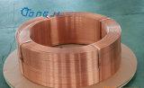 Sin fisuras de cobre Tubos y Tubos para el intercambiador de calor, condensador