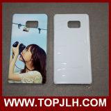 3D Geval van de Telefoon van de Sublimatie Mobiele voor Nota 7 van de Melkweg van Samsung
