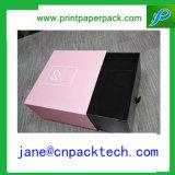 Rectángulo de almacenaje del rectángulo de regalo del papel de rectángulo de papel del cajón