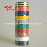 Reichweite-Qualitäts-Belüftung-elektrisches Isolierungs-Band für europäischen Markt (0.13mmx15mmx10m)
