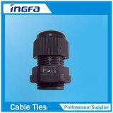 IP68 Pg Klieren van de Kabel van de Draad de Nylon met Borgmoer