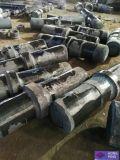 Arbre chaud de produit en métal de pièce forgéee