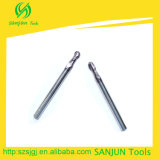 O cortador do moinho de extremidade, CNC utiliza ferramentas acessórios, cortador de trituração utiliza ferramentas o moinho de extremidade do carboneto