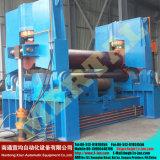 Laminatoio approvato del piatto di CNC del Ce promozionale dei 3 del rullo Rolls del piatto Mclw11s-60*3200