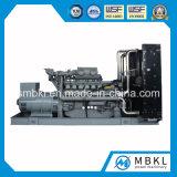 900kw/1120kVA UK/India Perkins 엔진 열려있는 유형을%s 가진 디젤 엔진 발전기 세트