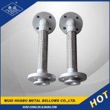 Pipe flexible de boyau en métal de boyau d'amortisseur de vibration