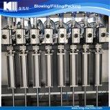 Machine de remplissage de bouteilles à piston de pétrole avec le contrôle d'AP