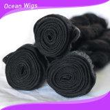 Выдвижений волос скручиваемости Fumi человеческих волос волос #1b/6 волосы бразильских Remy высокого качества 8A Omber Quercy перуанские (FW- 060B)