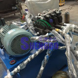Überschüssiges Aluminiumschrott-Verdichtungsgerät mit Fabrik-Preis