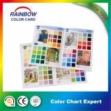 内部および屋外の建物のペンキのための印刷カラーパンフレット