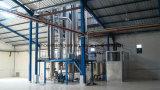 Ligne adoucie par qualité de production laitière condensé