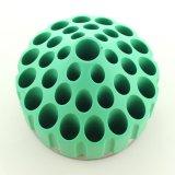 Cadre dentaire rotatif de ramassage de Burs de 360 degrés