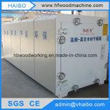 Hochfrequenzvakuumbauholz-Trockner mit ISO-Cer SGS-Bescheinigung