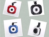 火格子1080P HD 140広角のDashcam車のカメラDVR