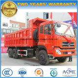 Dongfeng 6*4 10はダンプトラック25トンの販売のための25のTのダンプトラック動かす
