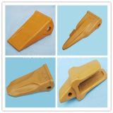 精密鋳造の掘削機のバケツの歯(PC100 PC200 PC300 PC400)