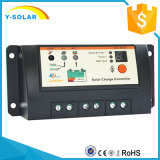 Lumière et rupteur d'allumage &#160 de contrôleur de charge de Regulater de batterie de panneau de PWM 10A Epsolar ; travail 12/24VDC automatique