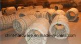 Fabrik-Zink beschichtete galvanisierten Eisen-Draht galvanisierten verbindlichen Draht Rolls mit Qualitäts-niedrigem Preis