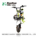 Motocicleta 2017 1000W elétrica interurbana com bateria removível