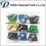 Этап диаманта инструментов пола Concerete меля меля для точильщика угла