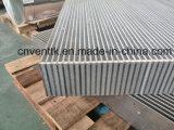 Tout l'échangeur de chaleur matériel en aluminium d'ailette de plaque