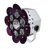 LED日曜日の花のGoboのディスコライト