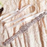 Оптовый цветастый Rhinestone 2017 Wedding Bridal пояс