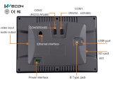 Polegada HMI industrial de Wecon 10.2, máquina de fatura de madeira disponível