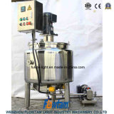 Molho industrial higiênico do tomate que faz a máquina/a máquina de mistura