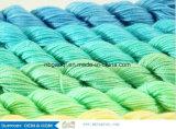 손 뜨개질을 하기를 위한 좋은 가격 아이슬란드 털실 크로셰 뜨개질 털실 모직 아크릴 땅딸막한 털실