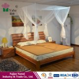 女の子のベッドのおおいの傘のクイーンサイズの蚊帳のホーム織物のための蚊帳