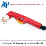 Trafimet A101 Torch Head PF0145 Tocha de solda de tocha de plasma de ar