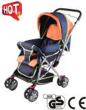 Qualitäts-faltbarer Baby-Spaziergänger mit Cer-Bescheinigung (CA-BB255)