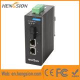 2 Megabit PortTx&Fx industrieller waagerecht ausgerichteter Netzwerk-Schalter