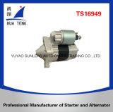 dispositivo d'avviamento di 12V 0.7kw per il motore Lester 438110 di Valeo