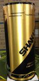 le grand volume 80L peut refroidisseur de Verticalparty utilisé par refroidisseur de boissons d'usager