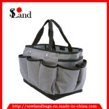 Double Handle Canvas Gardening Tote Tool Bag