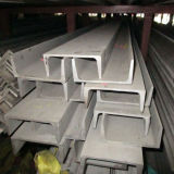 Staaf van het staaf-Bouwend van het Staal van het kanaal de staaf-Roestvrije Roestvrij staal