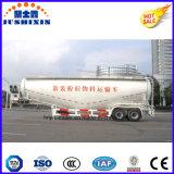 semi Aanhangwagen van de Tankwagen van het Poeder van de Lage Dichtheid van 3873cbm de Materiële Bulk
