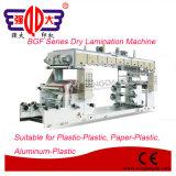 Máquina seca de la laminación de la película de la serie BOPP de Bgf