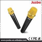 Beweglicher Karaoke-Lautsprecher der Berufsmultimedia-Fe-250 mit drahtlosem Mic