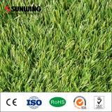 Césped artificial de la hierba de la naturaleza 35m m del jardín con Ce, SGS