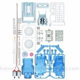 Het in dozen doen van Speelgoed van de Uitrusting van de Robot van de Robot DIY van de Slag het Batterij In werking gestelde (10275276)