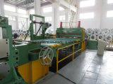 Machine automatique à grande vitesse de fente et de rebobinage pour la bande en acier