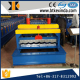 Broodje die van Tegel 1100 van Kxd het Automatische Koude Dakwerk Verglaasde Machines vormen