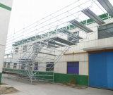 Échafaudage approuvé de GV Ringlock pour la construction
